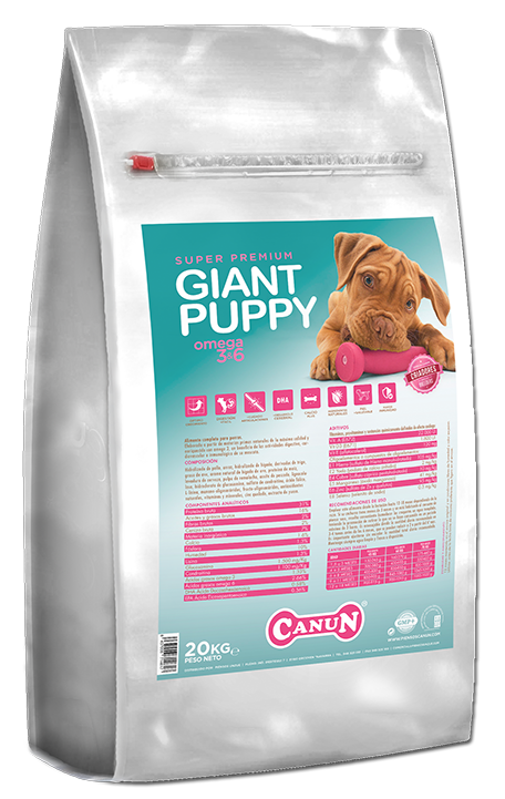 Canun Especiales Giant Puppy